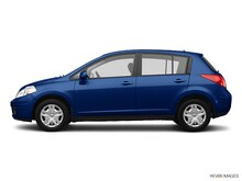 2012 Nissan Versa S HB Auto 1.8 S