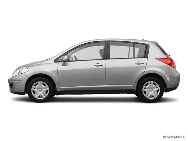Used 2012 Nissan Versa S Hatchback for sale in Somerville near Boston MA