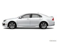 2012 Ford Fusion Sport Sedan