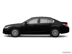 Certified 2012 Honda Accord LX 4dr I4 Auto Sedan in Carson CA