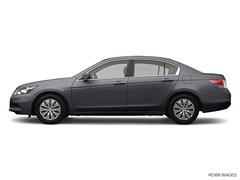 2012 Honda Accord LX LX  Sedan 5A
