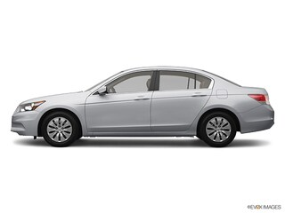 Used 2012 Honda Accord 2.4 LX Sedan