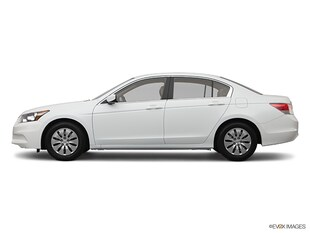 2012 Honda Accord Sdn LX Sedan