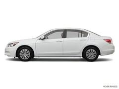 2012 Honda Accord 2.4 LX Sedan