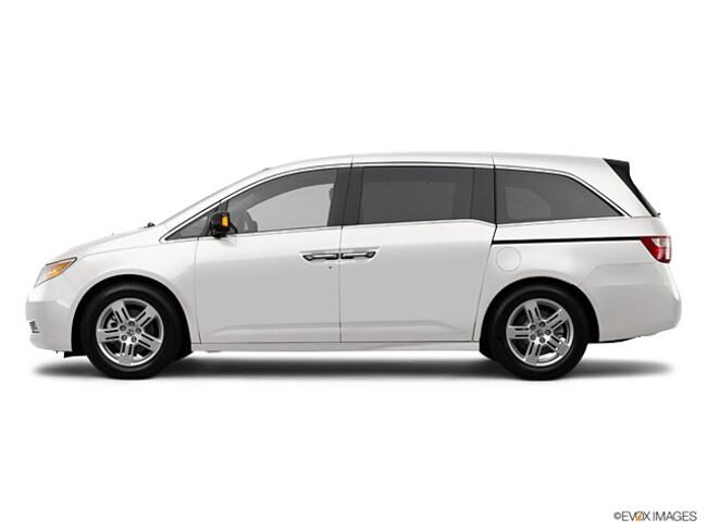 2012 Honda Odyssey Touring Minivan/Van