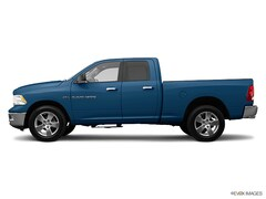 Used 2012 Ram 1500 ST 4x2 Quad 6.4ft Truck Quad Cab in Fort Stockton, TX