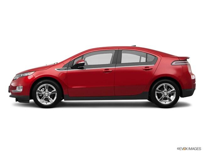 Used 2012 Chevrolet Volt Base Hatchback Gallup, NM