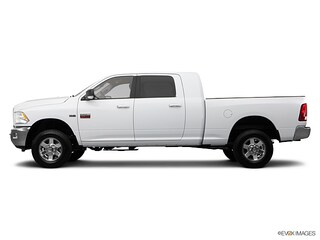 Used 2012 Dodge Ram 2500 4X4 Mega Cab in Phoenix, AZ