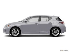 2012 LEXUS CT 200h Hatchback