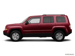 Used 2012 Jeep Patriot Latitude FWD  Latitude for sale in New Braunfels, TX at Bluebonnet Jeep