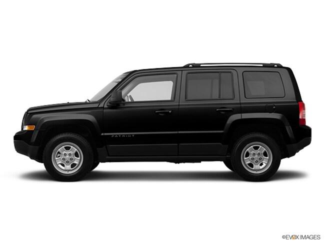 Used 2012 Jeep Patriot Latitude 4x4 SUV for Sale in Santa Maria, CA