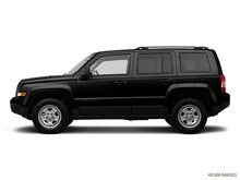 2012 Jeep Patriot UP SUV