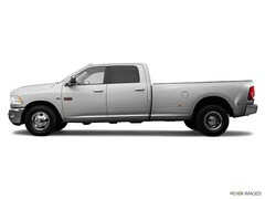 Used 2012 Ram 3500 SLT 4x4 Crew 8ft Truck Crew Cab 3C63DRHL4CG120265 in Silver City, NM