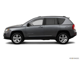2012 Jeep Compass Limited Navigation, Sunroof & Leather SUV
