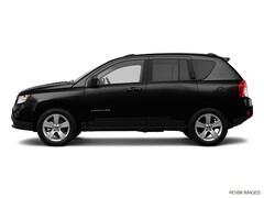 2012 Jeep Compass Latitude 4x4 SUV