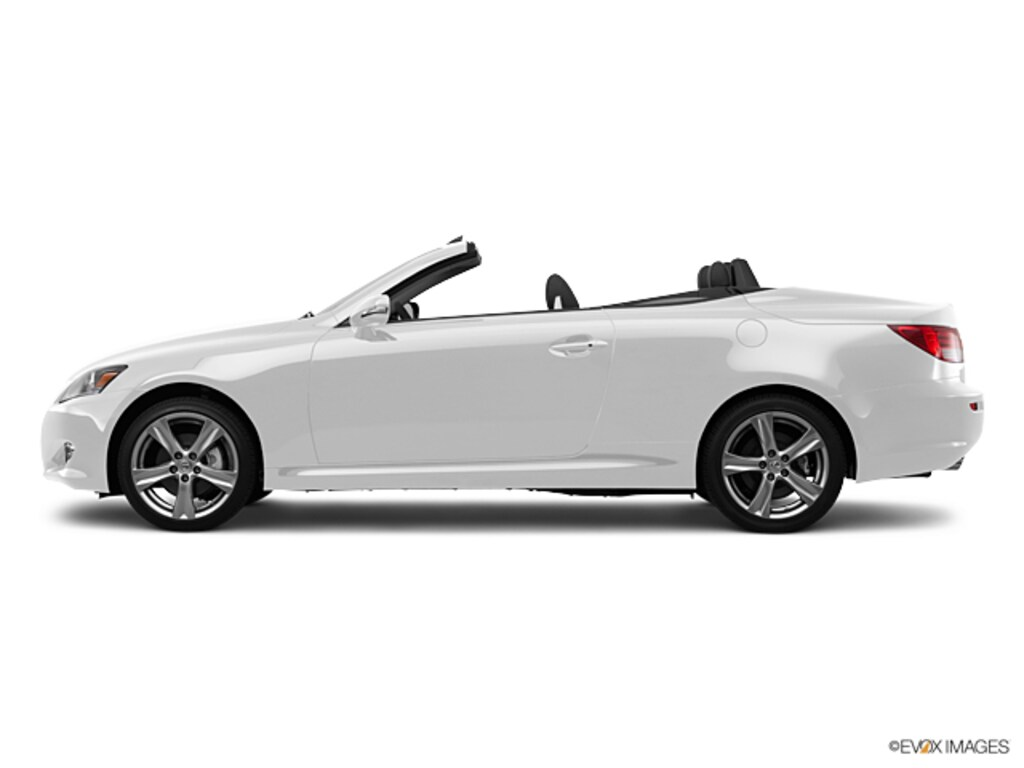 Used 2012 LEXUS IS 250C For Sale in Chattanooga TN | VIN