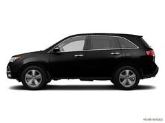 2012 Acura MDX MDX SUV
