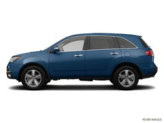 Pre-Owned 2012 Acura MDX For Sale in Sylva