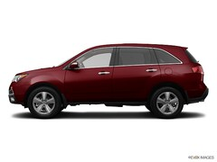 2012 Acura MDX SUV 2HNYD2H21CH526043 for sale in Wallingford, CT at Quality Subaru