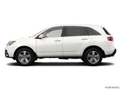 2012 Acura MDX AWD 4dr SUV