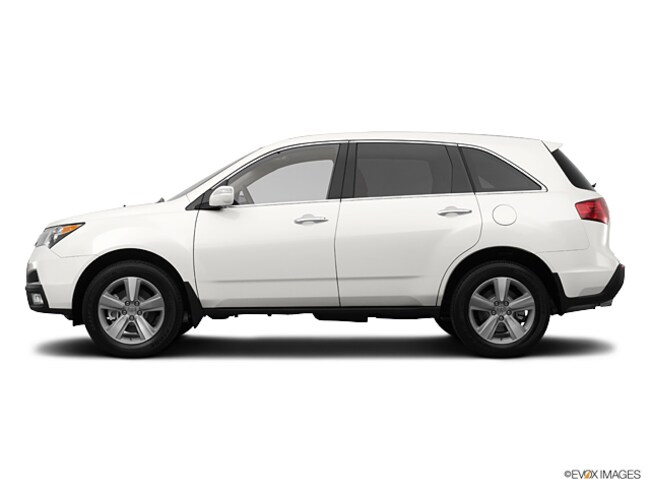 Used 2012 Acura MDX AWD 4dr SUV for sale in Nederland, TX