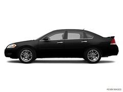 2012 Chevrolet Impala LTZ Sedan