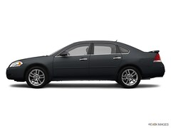 2012 Chevrolet Impala 4dr Sdn LTZ Car
