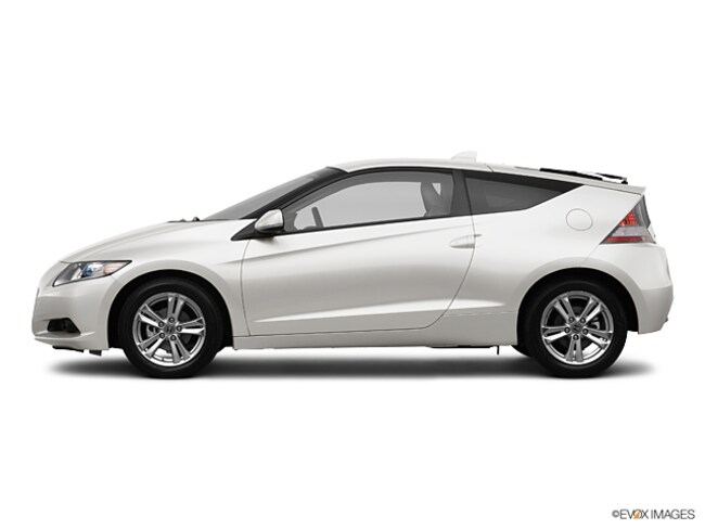 2012 Honda CR-Z EX w/Navigation Coupe