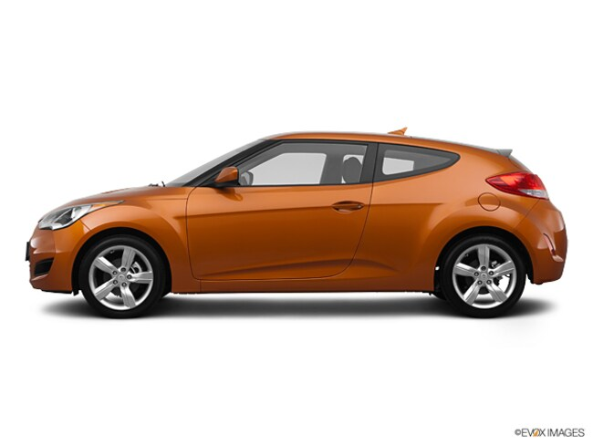 2012 Hyundai Veloster Base w/Black (A6) Hatchback