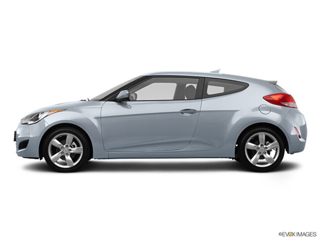 2012 Hyundai Veloster Base w/Black Hatchback