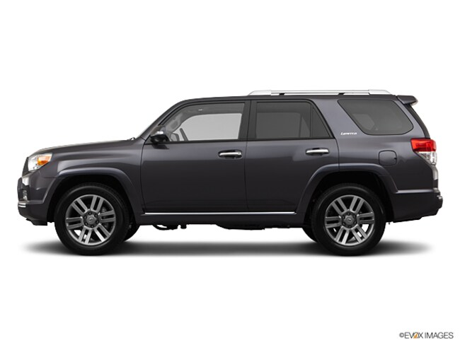 2012 Toyota 4Runner Limited 4x4 SUV