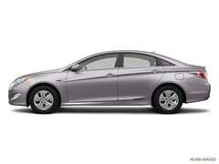 Used 2012 Hyundai Sonata Hybrid Base (A6) Sedan for sale near you in Albuquerque, NM