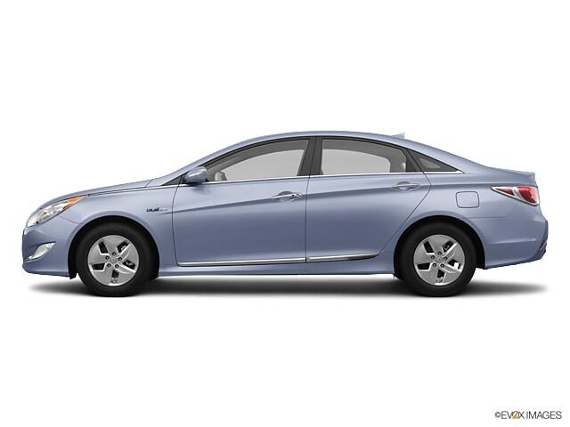 2012 Hyundai Sonata Hybrid 4dr Car