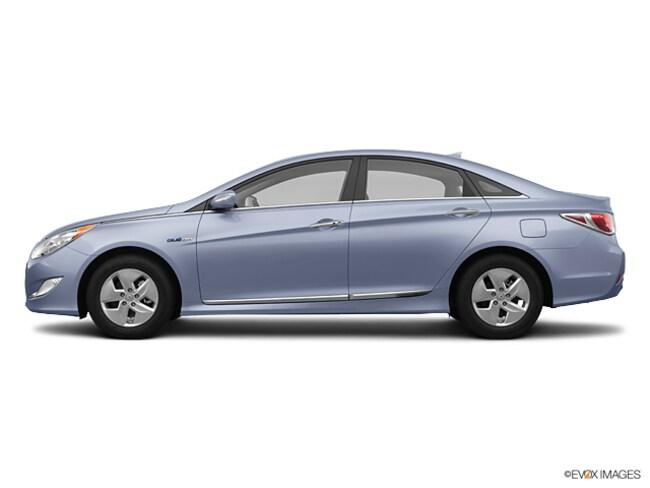 2012 Hyundai Sonata Hybrid Base (A6) Sedan