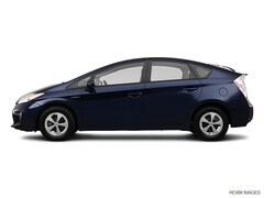 2012 Toyota Prius Two Two  Hatchback