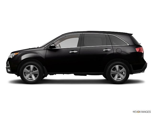 2012 Acura MDX Tech Pkg AWD  Tech Pkg