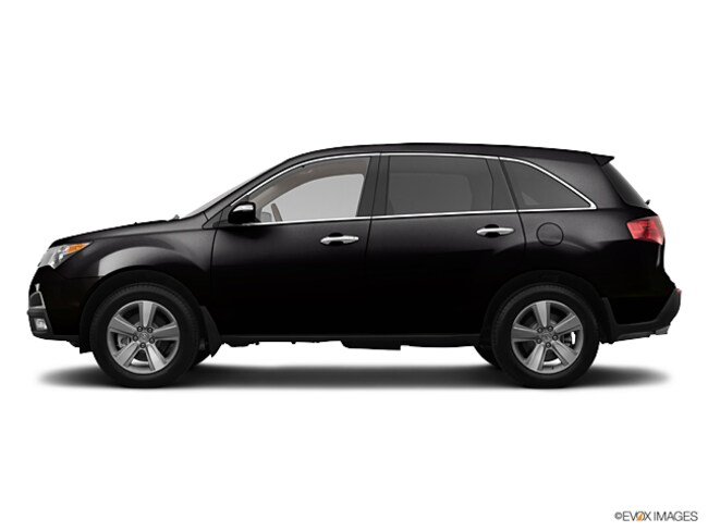 2012 Acura MDX MDX with Technology Package SUV