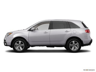 2012 Acura MDX with Technology and Entertainment Packages SUV