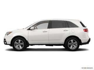 2012 Acura MDX with Technology Package