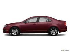 Used 2012 Ford Fusion S Gallup, NM