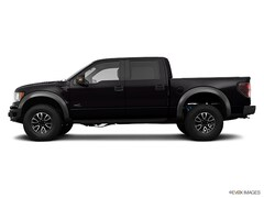 New 2012 Ford F-150 SVT Raptor Truck SuperCrew Cab for sale in Los Angeles