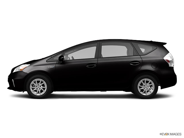 2012 Toyota Prius v Wagon