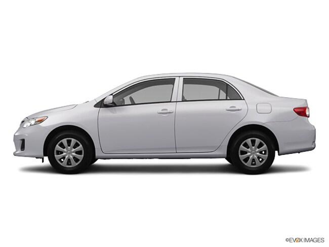 2012 Toyota Corolla Sedan
