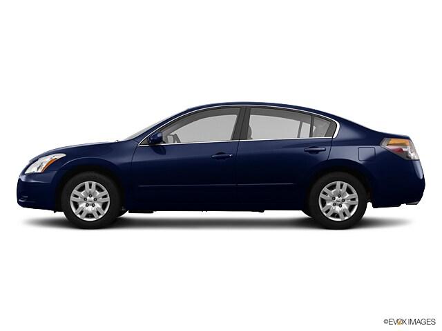 2012 Nissan Altima 2.5 S (CVT) Sedan