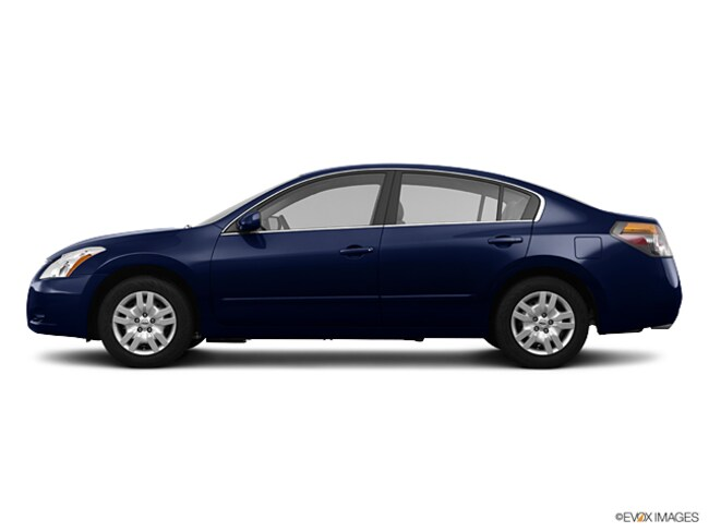 Used 2012 Nissan Altima For Sale Dade City Fl