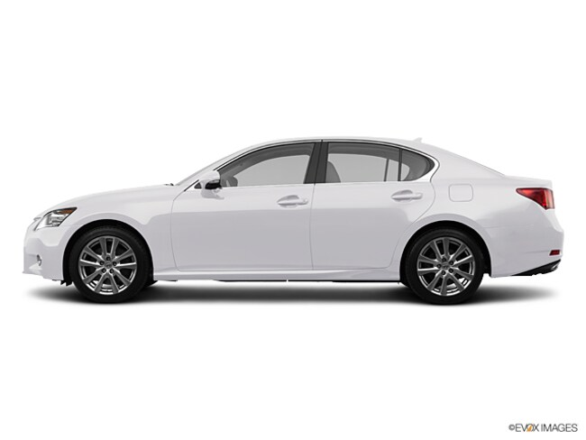 2013 LEXUS GS 350 FWD Sedan