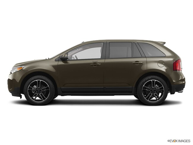 Used 2013 Ford Edge SEL SEL FWD in Fishers, IN