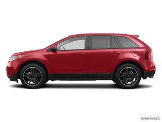 used 2013 Ford Edge SEL SUV in Erie, PA