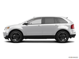 2013 Ford Edge SEL AWD 4dr Crossover SUV