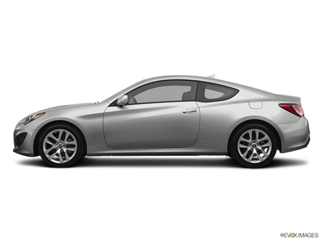 2013 Hyundai Genesis Coupe 2.0T Coupe
